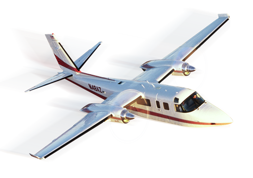 AC690A – Twin Commander Aircraft