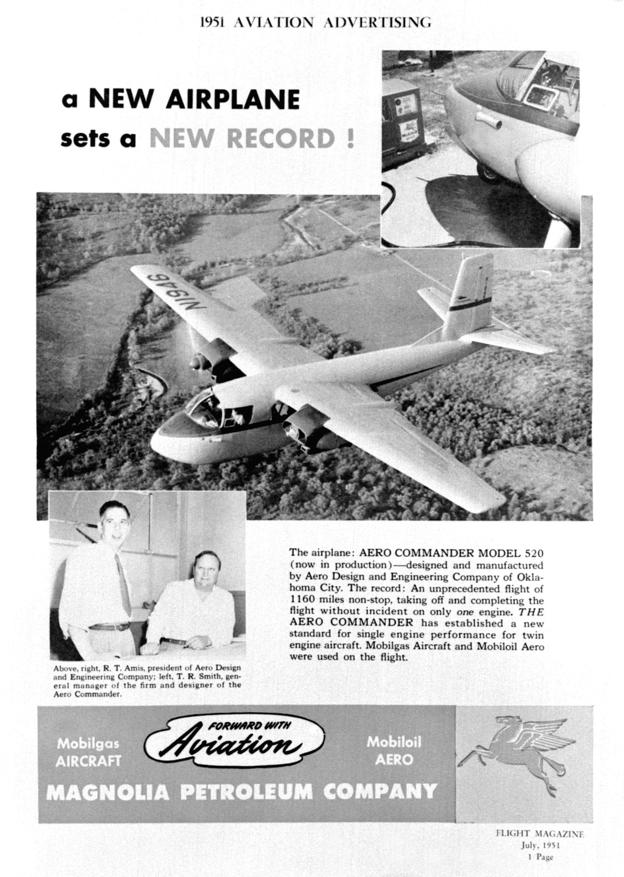 Aero Design ad